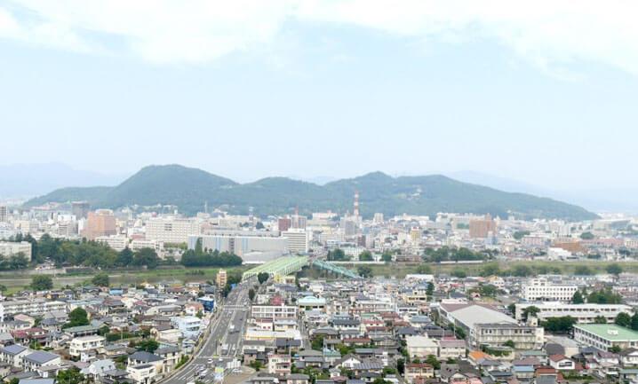 信夫山プロジェクト