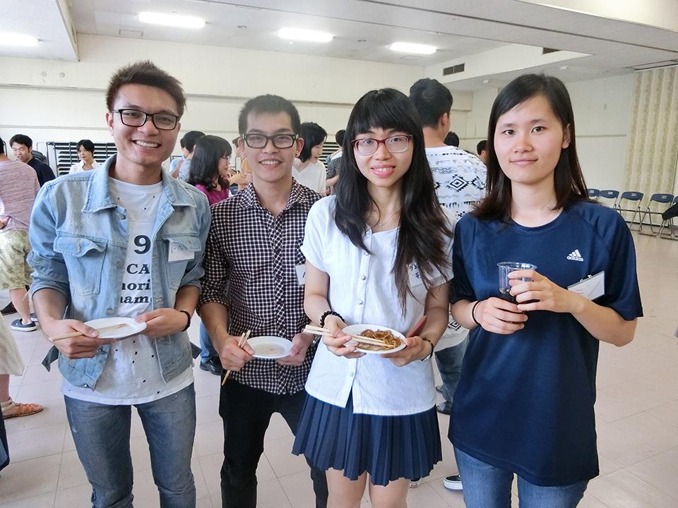 福島大学 ベトナム人留学生 奨学金制度